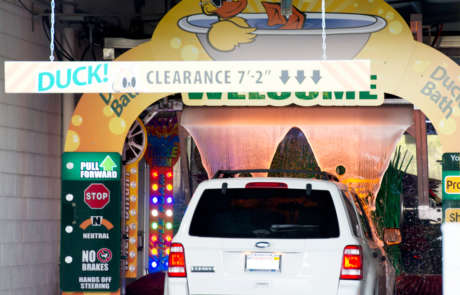Sunrise Marketplace Car Wash