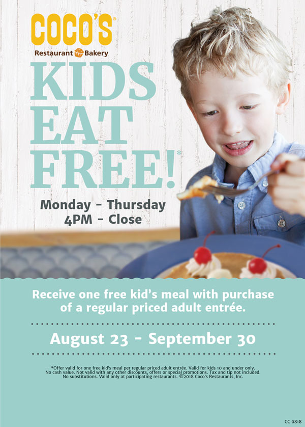 Cocos-Caddy-Card-Kids-Eat-Free-Aug-2018